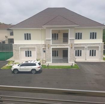 Upscale Finished & Serviced 5 Bedroom Duplex + Bq, Ministers Quarters Near Banex Bridge, Maitama District, Abuja, Detached Duplex for Rent