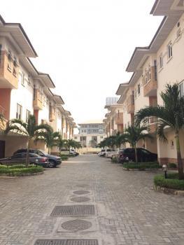 4 Bedrooms Terrace Duplex Serviced, Around Second Tollgate, Lekki, Lagos, Terraced Duplex for Rent