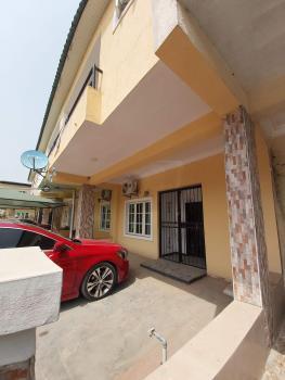 Contemporary Finished 3 Bedroom Terrace Duplex, Road 9, Lekki Gardens Estate, Ajah, Lagos, Terraced Duplex for Sale