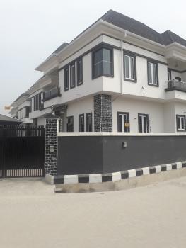 Brand New Corner Piece 4 Bedroom Detached Duplex + Bq, Off Gilbert Odion Street, Thomas Estate, Ajah, Lagos, Detached Duplex for Sale