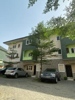 Well Built 4 Bedroom Terrace Duplex, Osapa, Lekki, Lagos, Terraced Duplex for Sale