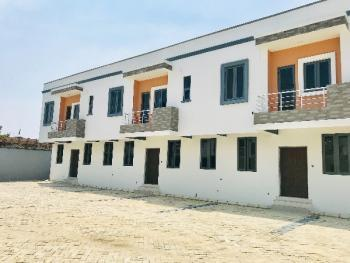 Newly Built 3 Bedroom Terraced Duplex, Orchid, Lafiaji, Lekki, Lagos, Terraced Duplex for Sale