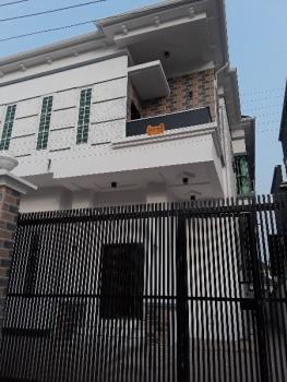 an Exclusive and Neatly Built Semi Detached Duplex, Osapa, Lekki, Lagos, Semi-detached Duplex for Sale