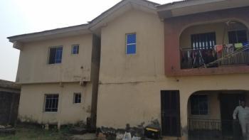 Luxury 3 Bedroom Flats with Spacious Compound, 15 Salvation Street, Onibudo, Ogun, Olambe, Ifo, Ogun, Terraced Duplex for Sale