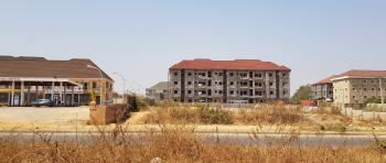1680sqm Prime Land with C of O, Navy Entrance, Jahi, Abuja, Residential Land for Sale