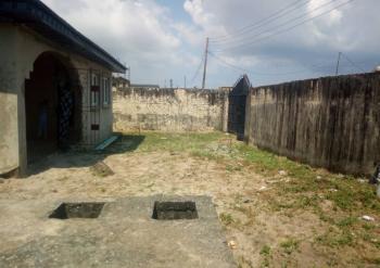 5 Bedroom Bungalow on a Plot, Newtown Estate Ogombo, Ogombo, Ajah, Lagos, Detached Bungalow for Sale