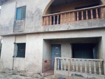 90% Completed Block of 4 Nos 3 Bedroom Flat, Salami Ope Street, Iroko Town, Ado- Odo/ota Lga,ogun State, Ado-odo/ota, Ogun, Block of Flats for Sale