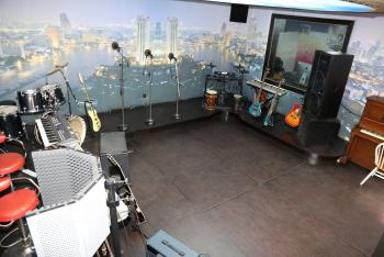 Best Rehearsal Space in Lagos with Music Instruments 4 Bands/musicians, 17 Olufemi Ojo Street, Off  Shasha Akowonjo , Egbeda Lagos., Akowonjo, Alimosho, Lagos, Hall for Rent