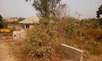 a Plot of Land Facing Major Road, Zone 5, Ota-efun, Ayekale, Osogbo, Osogbo, Osun, Land for Sale