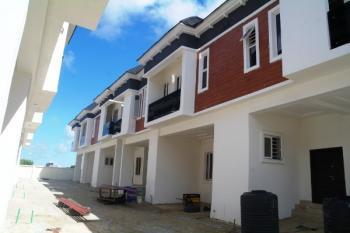 Lovelybuilt 4 Bedroom Terrace Duplex, Chevron Alternative Route Off Chevron Drivelekki, Lekki Phase 2, Lekki, Lagos, Terraced Duplex for Sale