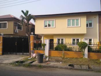 Five Bedroom Semi Detached House with a Room Bq, Ajah, Lagos, Semi-detached Duplex for Rent