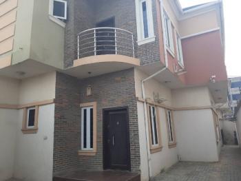 4 Bedroom Semi Detached Duplex with a Room Bq, Ocean Breeze Estate Ologolo, Ologolo, Lekki, Lagos, Semi-detached Duplex for Rent