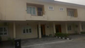Wonderfully Finished 3 Bedroom Terraced Duplex Service Apartment, Chevron Drive, Lekki Phase 2, Lekki, Lagos, Terraced Duplex for Rent