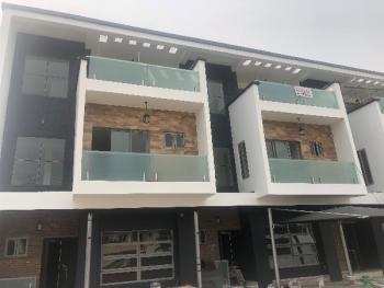 Luxury 4 Bedroom Terraced Duplex, Foreshore 2, Osborne, Ikoyi, Lagos, Terraced Duplex for Rent