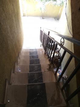 Clean Miniflat with Carpark Upstairs, Off Aborisade Street, Lawanson, Surulere, Lagos, Mini Flat for Rent
