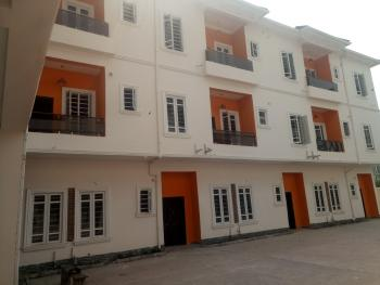 4 Bedrooms Terraces (7 Units) with Pool and Gym House, Off Spg Road, Igbo Efon, Lekki, Lagos, Terraced Duplex for Sale