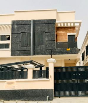 Unique 4 Bedroom Luxury Semi Detached Duplex with a Domestic Room, Chevron Drive, Bera Estate, Chevy View Estate, Lekki, Lagos, Semi-detached Duplex for Sale
