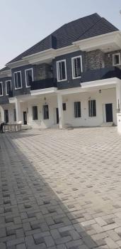 Newly Built 4bedroom Terrace Duplex with Bq, Ikota Villa Estate, Lekki, Lagos, Terraced Duplex for Sale