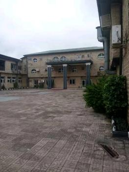 Hotel with Event Center on 3600sqm 46room and Suite, Okota, Isolo, Lagos, Hotel / Guest House for Sale