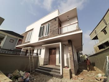 Luxury Four (4) Bedroom Semi Duplex with a Room Bq, Adeniyi Jones, Ikeja, Lagos, Semi-detached Duplex for Sale