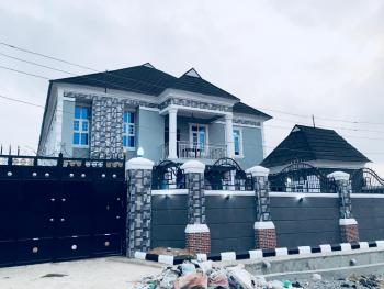 Executive 5 Bedroom Duplex with 2 Roomself Bq. C of O, Ait, Alagbado, Ifako-ijaiye, Lagos, Detached Duplex for Sale