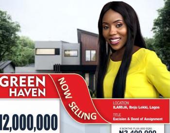 Esate Land, Lekki Free Trade Zone , Seaport, Dangote Refinery, Eleko, Ibeju Lekki, Lagos, Residential Land for Sale
