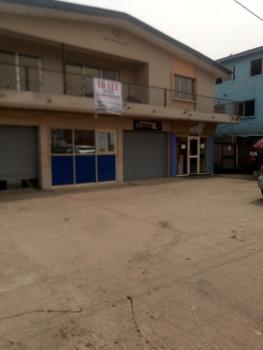 a Massive 4 Bedroom Flat for Office, Close to Morocco, Shomolu, Lagos, Flat for Rent