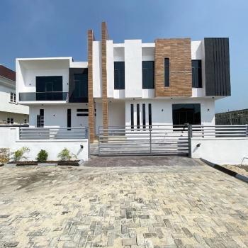 Luxury 5 Bedroom Detached Duplex in an Exclusive Estate, Orchid Hotel Road, Off Chevron Toll Gate, Chevron Area., Lafiaji, Lekki, Lagos, Detached Duplex for Sale