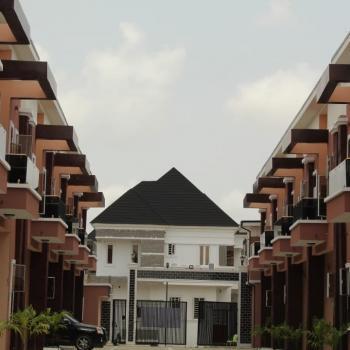 Four Bedroom Terrace Duplex, Chevron Alternative Route, Chevy View Estate, Lekki, Lagos, Terraced Duplex for Rent