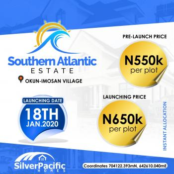 Esate Land, Eleko, Ibeju Lekki, Lagos, Residential Land for Sale