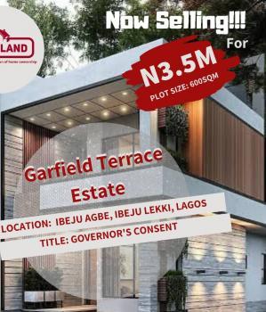 Esate Land, Close to Amen Esate and Pan Atlantic University, Eleko, Ibeju Lekki, Lagos, Residential Land for Sale