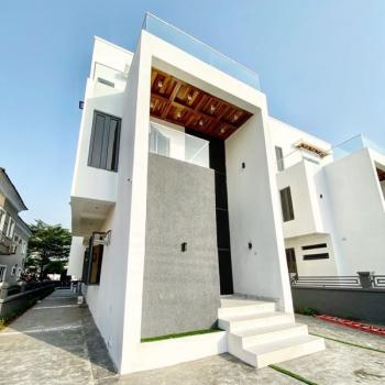 5 Bedroom Fully Detached Masterpiece Duplex, Osapa, Lekki, Lagos, Detached Duplex for Sale