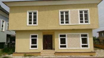 Luxury 4 Bedroom Duplex at Monastery Road, Sangotedo Ajah Lekki, Monastery Road, Sangotedo, Lekki Phase 2, Lekki, Lagos, Detached Duplex for Rent