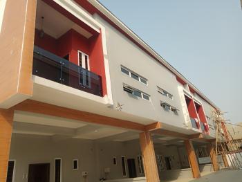 Lovely 4 Bedroom Terrace Duplex, Opp. Chevron, Lafiaji, Lekki, Lagos, Terraced Duplex for Sale