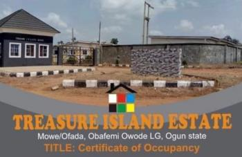 Commercial Plots of 700sqm, Treasure Island Estate Mowe, Ibafo, Ogun, Commercial Land for Sale