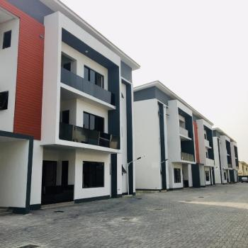 Luxury 3 Bedroom  Apartment with Bq ,gym and Pool, By Jakande  Axis, Igbo Efon, Lekki, Lagos, Flat for Rent