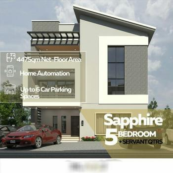5 Bedroom Villa, Jabi, Abuja, Detached Duplex for Sale