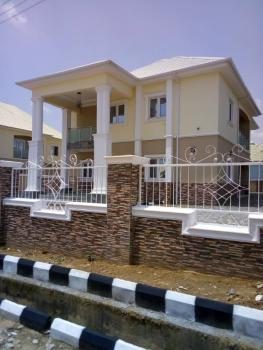 Newly Built 4bedroom Semi Furnished Duplex, Lugbe District, Abuja, Detached Duplex for Sale