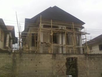 Nicely Built Detached Building, Peters Street Runview Estate in Ajao Estate Off Airport Road., Ikeja Gra, Ikeja, Lagos, Detached Duplex for Sale