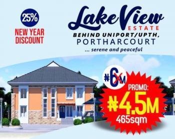Estate Land, Behind Uniport, Port Harcourt, Rivers, Residential Land for Sale
