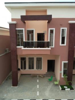Newly Built Four Bedroom House, Off Chevron Drive, Lekki Expressway, Lekki, Lagos, Terraced Duplex for Rent