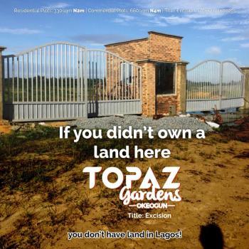Premium Serviced Estate Plots, Okeogun, Ibeju Lekki, Lagos, Mixed-use Land for Sale