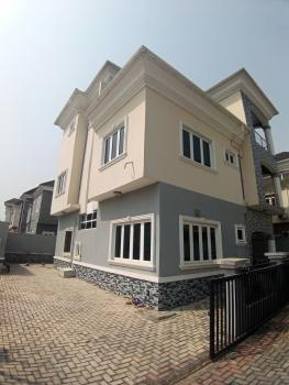 4 Bedroom Detached House, Canal West Estate, Osapa, Lekki, Lagos, Detached Duplex for Rent