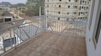4 Bedroom Terrace with 2 Sitting Rooms and a Room Bq, By Peace Apartment, Jahi, Abuja, Terraced Duplex for Rent