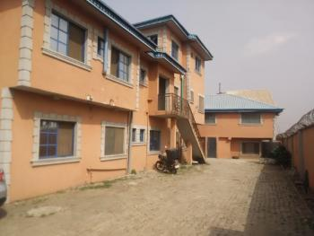 Clean 2 Bedroom Flat, 2nd Junction,, Ogba, Ikeja, Lagos, Mini Flat for Rent