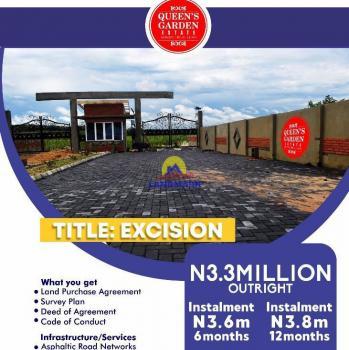 Estate Land, Close to Pan Atlantic University,amen Estate ,before Refinery, Eleko, Ibeju Lekki, Lagos, Residential Land for Sale