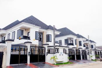 Luxury 4bedroom Semi Detached Duplex with a Bq, Chevron, Lekki, Lagos, Detached Duplex for Sale