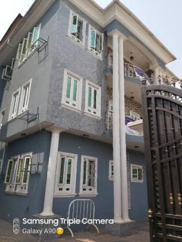 Newly Built 2bedroom Flat, All Room Ensuite, Off Cmd Road, Magodo, Lagos, Flat for Rent
