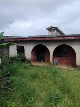 Decent Vacant 3bedroom Bungalow on a Full Plot, Igando Old Akesan Road Akesan Alimosho Lagos, Akesan, Alimosho, Lagos, Detached Bungalow for Sale