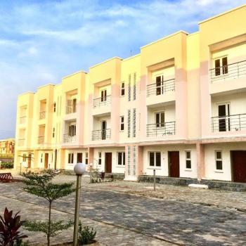 Brand New 4 Bedroom Town House, Ikate Elegushi, Lekki, Lagos, Terraced Duplex for Rent